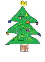 blog christmas tree