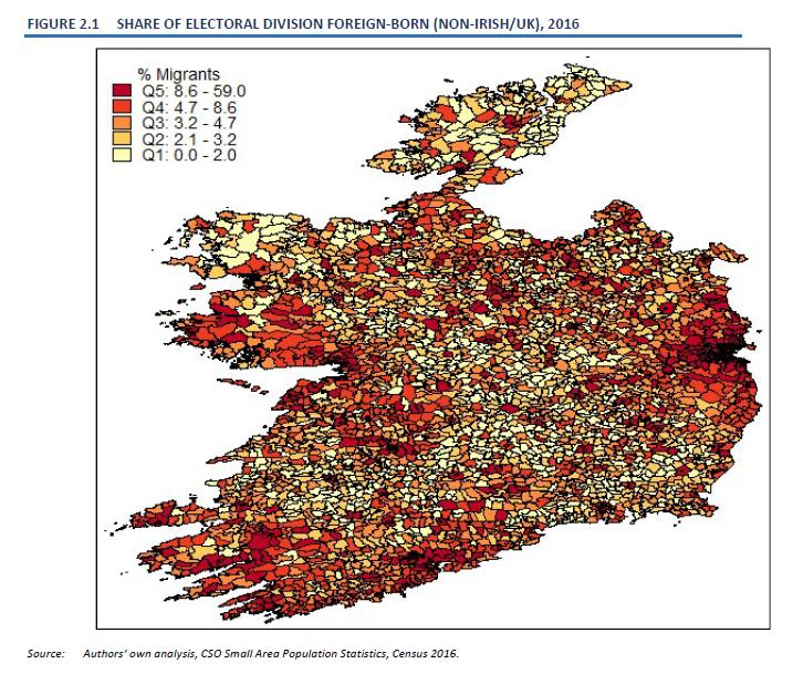 Diverse Neighbourhoods: New report analysing the residential