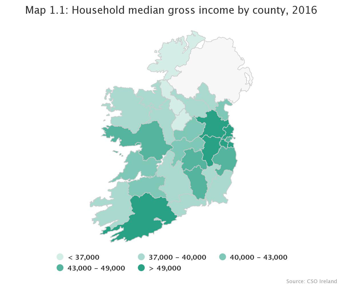 Incomes in the Western Region: what do Geographical Income ...
